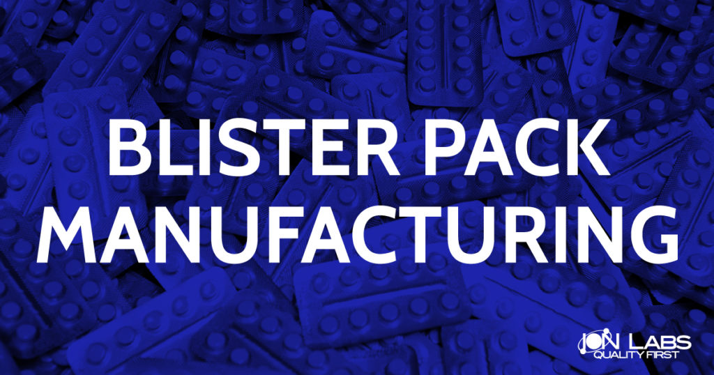 Blister Pack Manufacturing