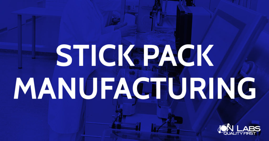 Stick Pack Manufacturing