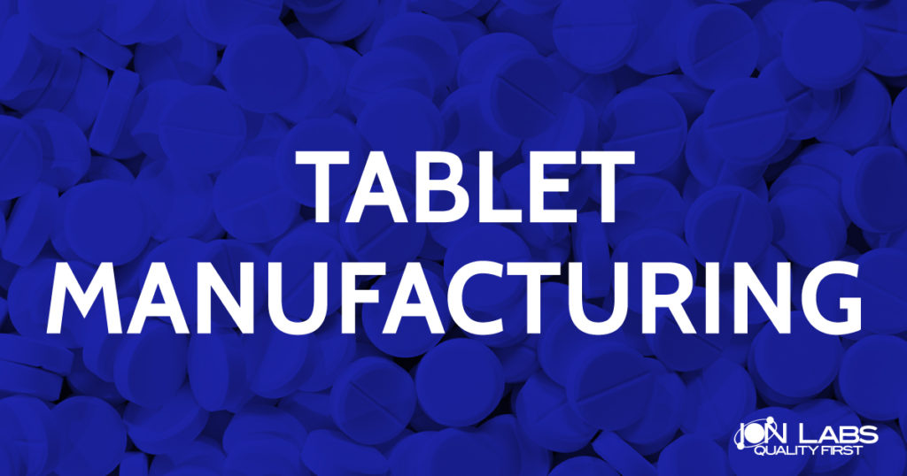 Tablet Manufacturing
