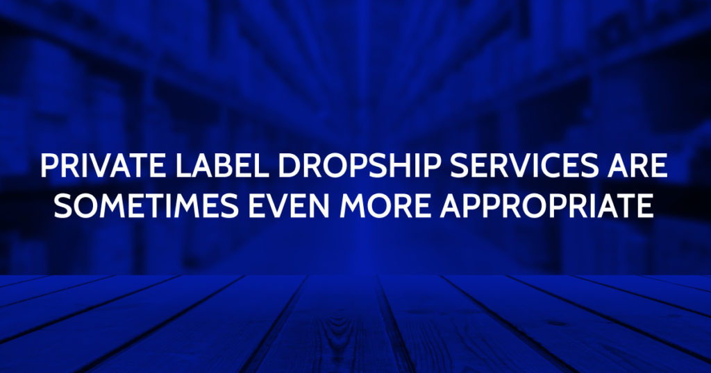 Private Label Dropship Capabilities Available with Ion Fulfillment