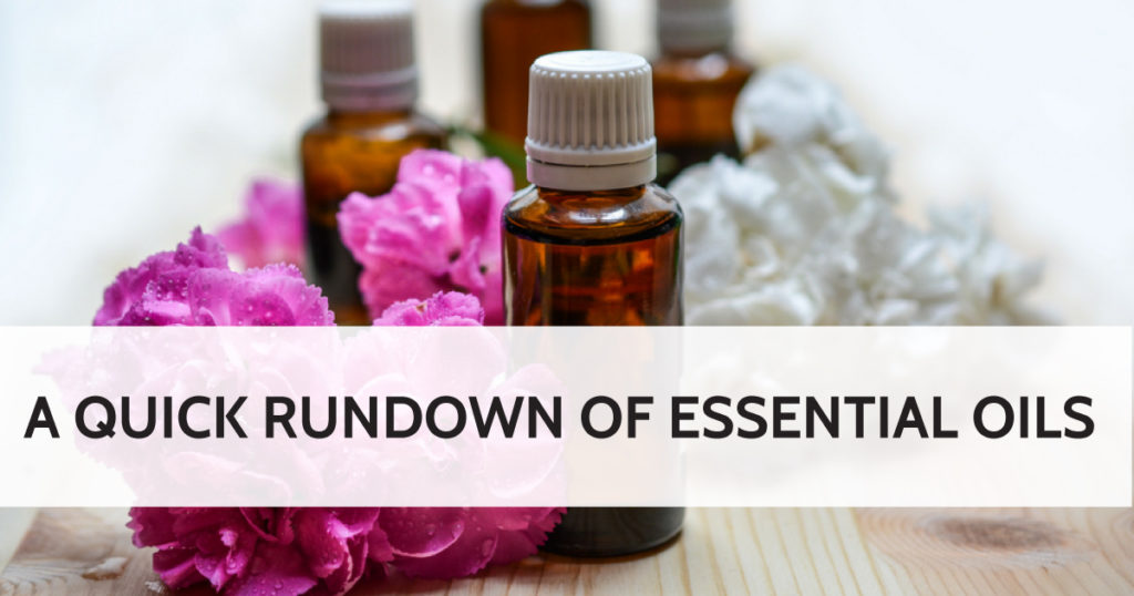 Understand the Background of Essential Oil Manufacturing
