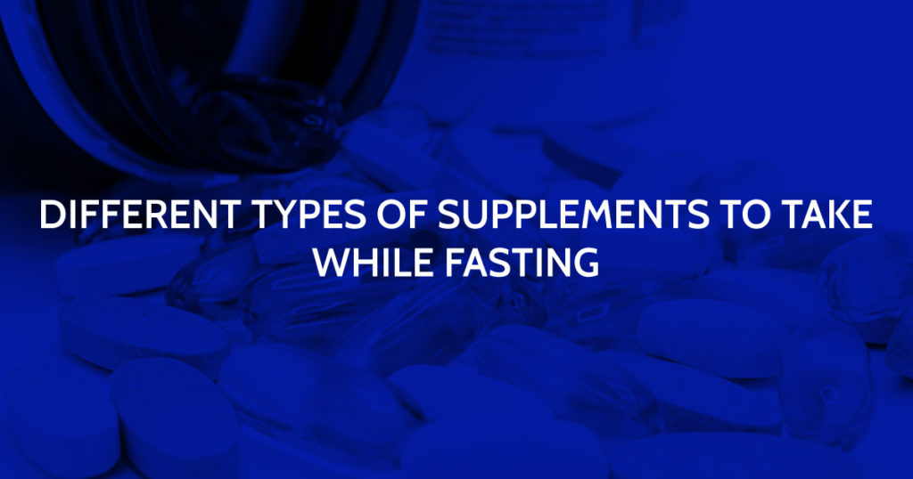 Intermittent Fasting Supplements