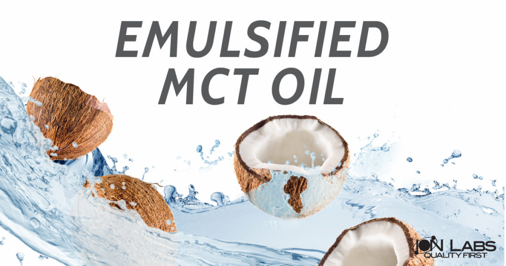 MCT Oil Manufacturing in High Demand & Latest Developments [infographic]