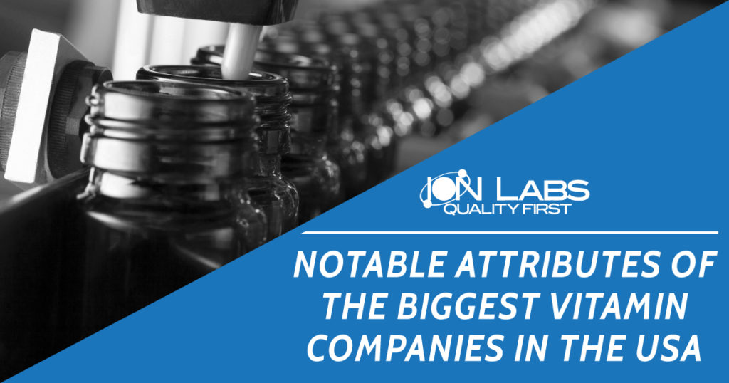 top 10 vitamin supplement companies Archives - Ion Labs