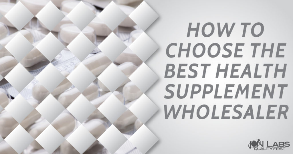 Best Health Supplement Wholesaler