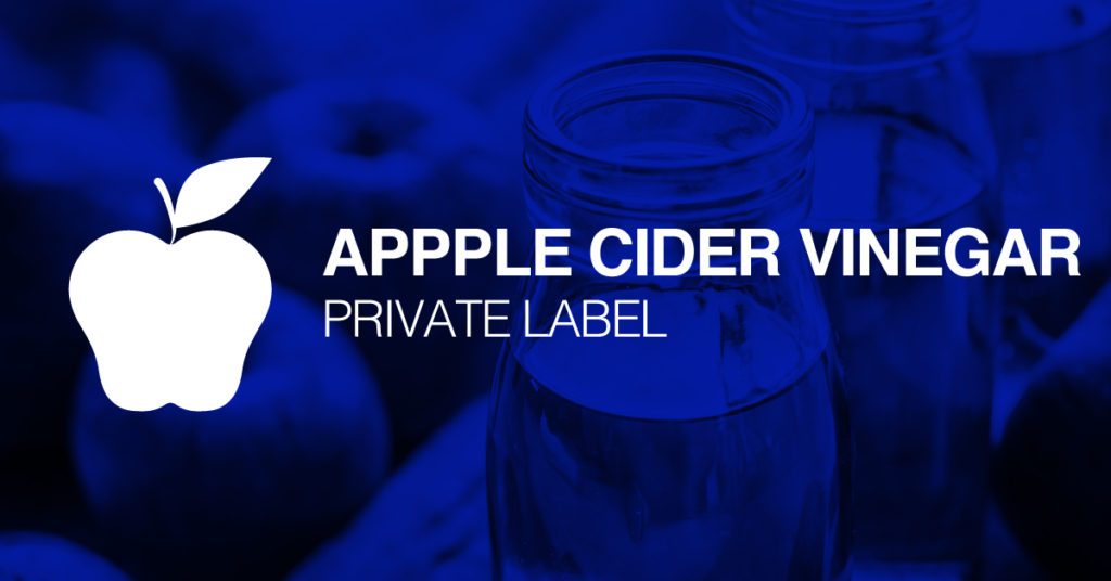 Apple Cider Vinegar Supplement Manufacturing