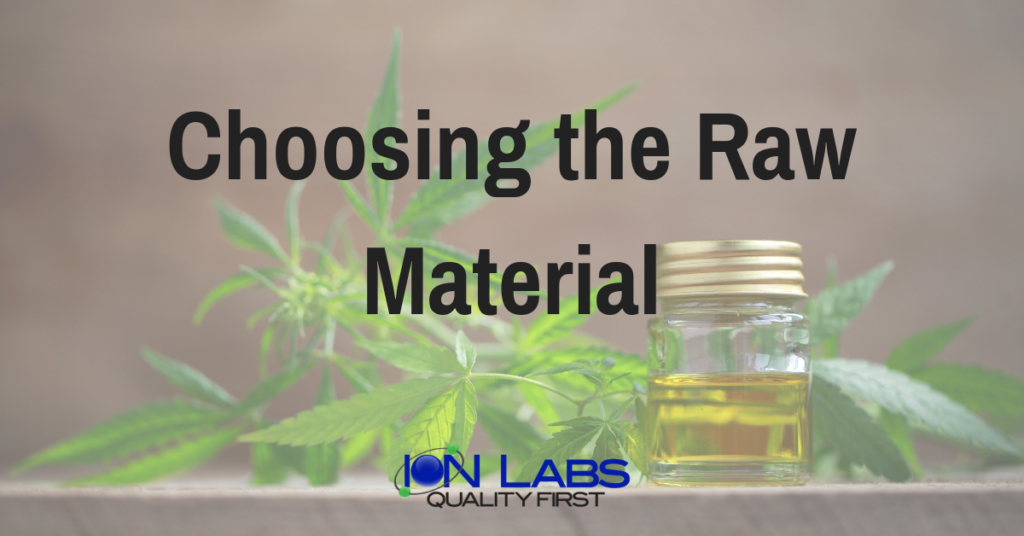 Manufacturing Custom CBD Supplements with Ion Labs